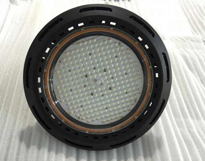 CE RoHS approved waterproof UFO LED High Bay Light Lumileds 3030 Chips Meanwell driver