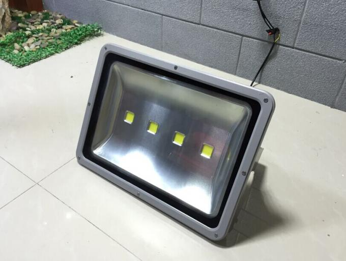 Ip65 Waterproof High Power Led Flood Light 250w Bridgelux Chips With Classic Housing