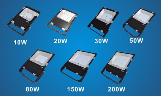 SMD 3030 Ipad led flood light Outdoor Flood Lamp 10W-200W