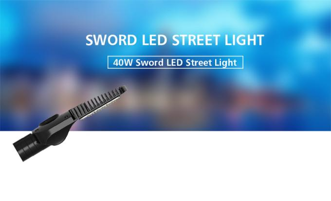 Outdoor 30w 60w Led Street Lamp IP65 2700-6500K For urban Road Link street Lighting