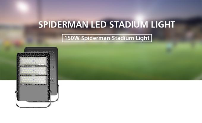 High Lumen Outdoor LED Flood Lights 50 - 1000w 10 Years Lifespan For Sport Field