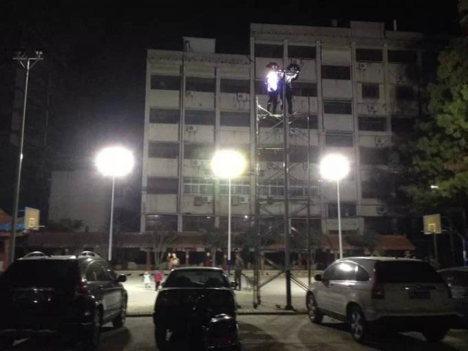 Durable High Mast Led Security Flood Light IP65 IK10 50-500w For Area Square Lighting
