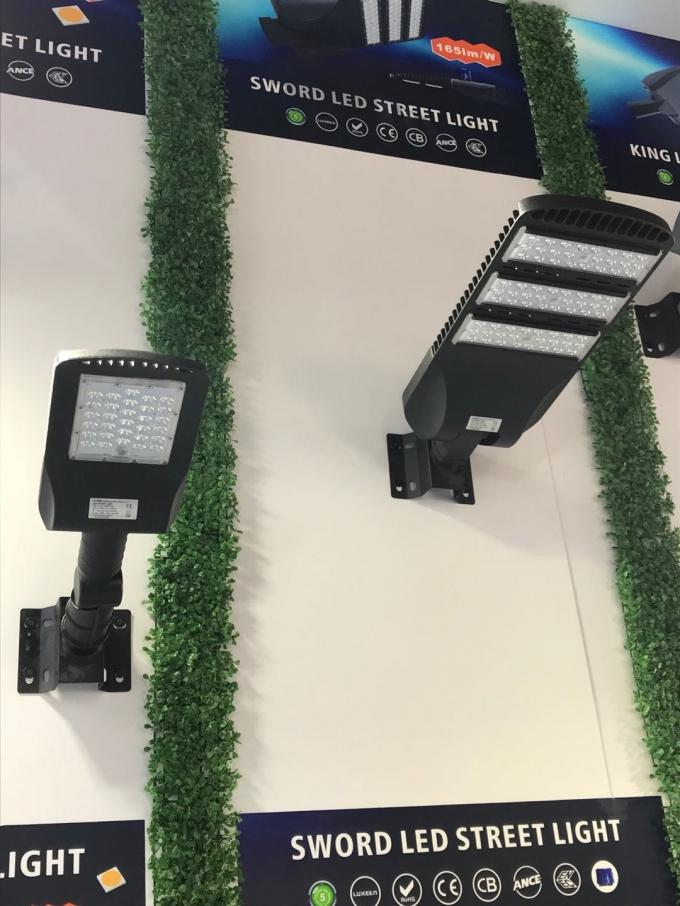 Municipal Administration LED Street Lighting IP66 24000lm Urban Road Application