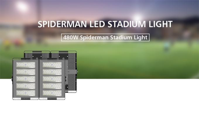 Led Stadium Lighting Outdoor Projector Light 100W Flood LED Light With Die-Casting Aluminum Housing