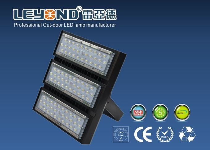 Aluminum Body High Power Tunnel Lighting Fixtures 150w Super Bright