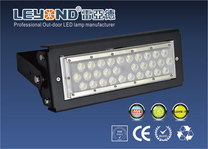 Single Module 50w Led Tunnel Lights Outdoor IP65 Beam Angle 145x90 Degree