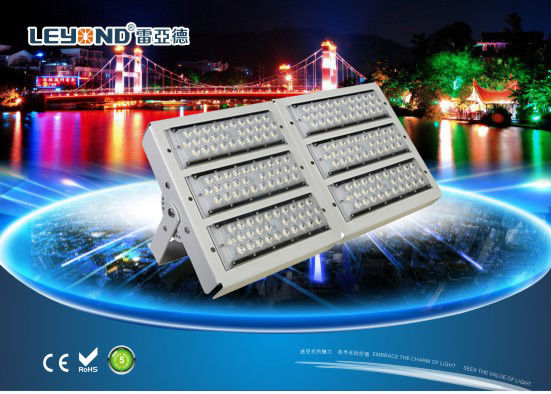 AC85-265V Waterproof LED Flood Lights Outdoor Luminaire Tunnel Lamp Meanwell Driver