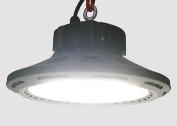Supper Bright UFO Design High Bay LED Light Meanwell Driver SMD 5050 5 Years Warranty