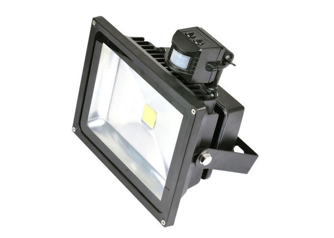 120 Degree 90-100lm / W Led PIR Security Floodlight 2.5-4m Installation Height